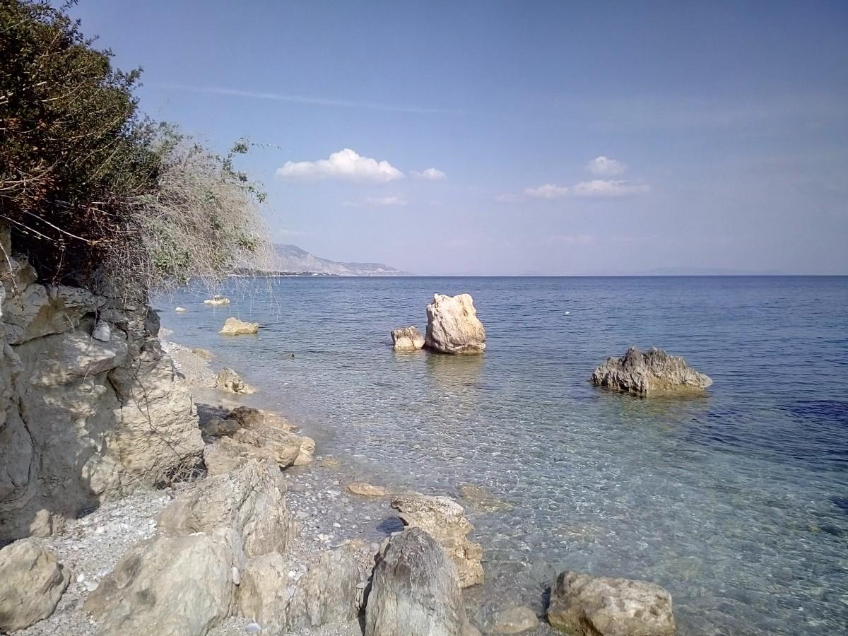 Zdjęcia: Agii Theodori, Koryntia, Kwarantanna w Grecji, GRECJA