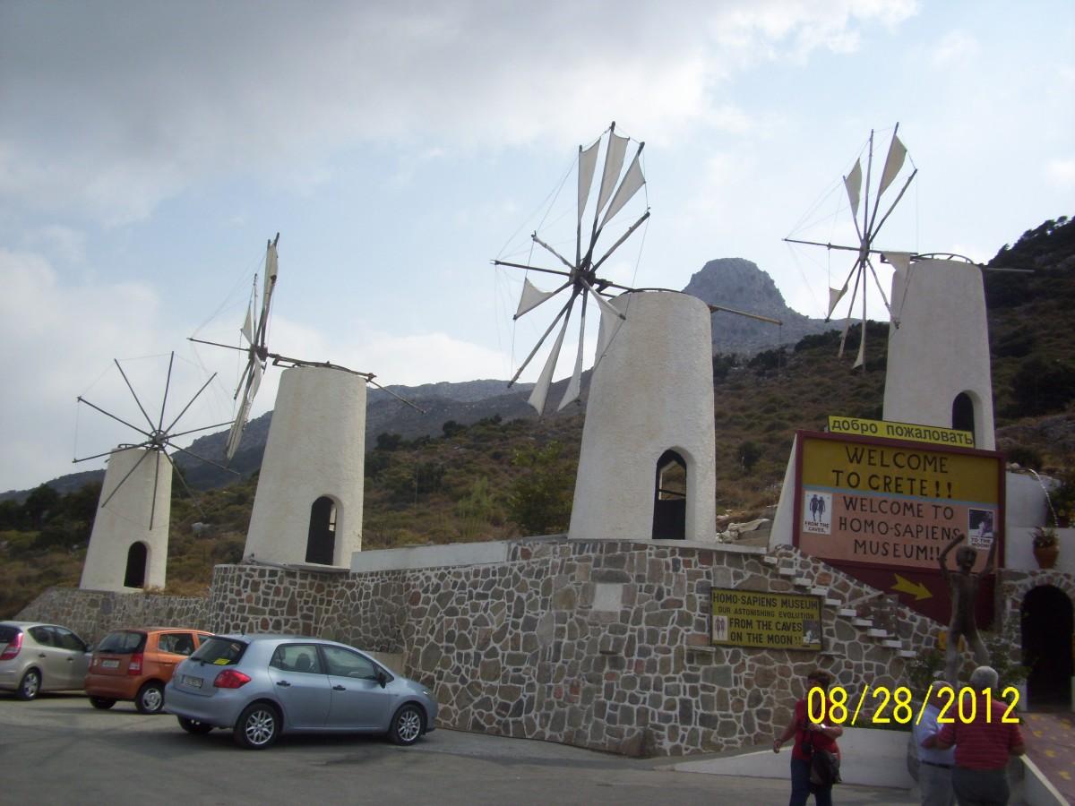 Zdjęcia: Kreta, Kreta, Kreta-interior, GRECJA