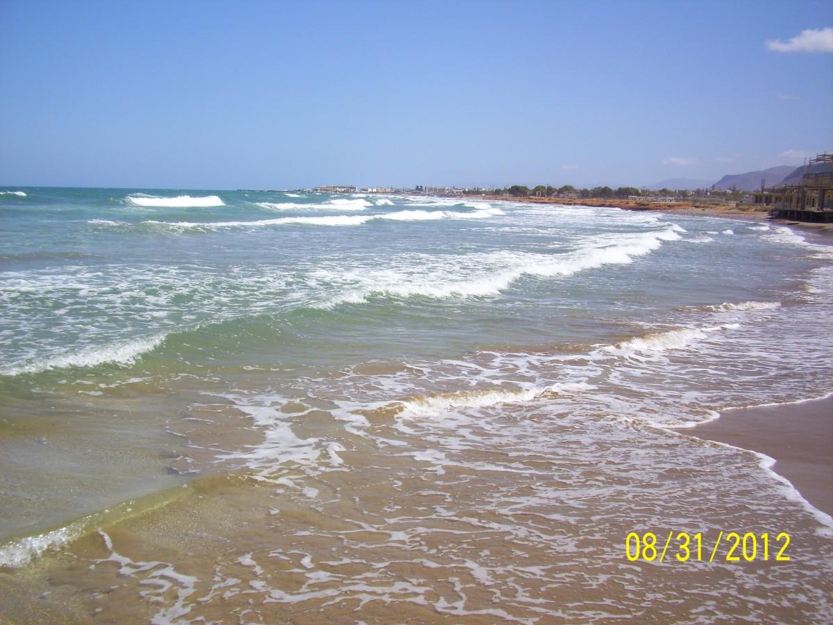 Zdjęcia: Kreta, Kreta, Kreteńska plaża, GRECJA