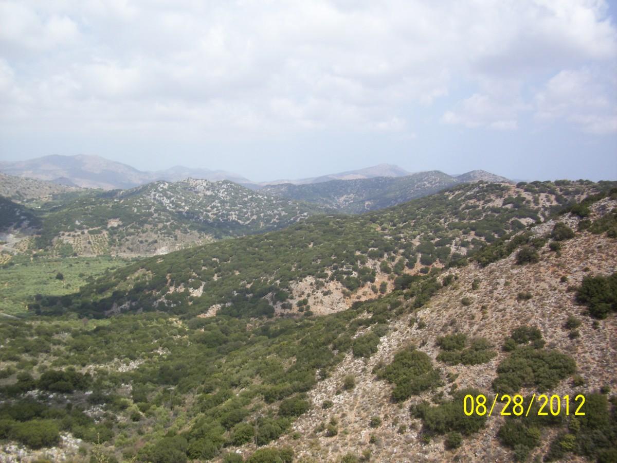 Zdjęcia: Kreta, Kreta, Krajobraz Krety, GRECJA