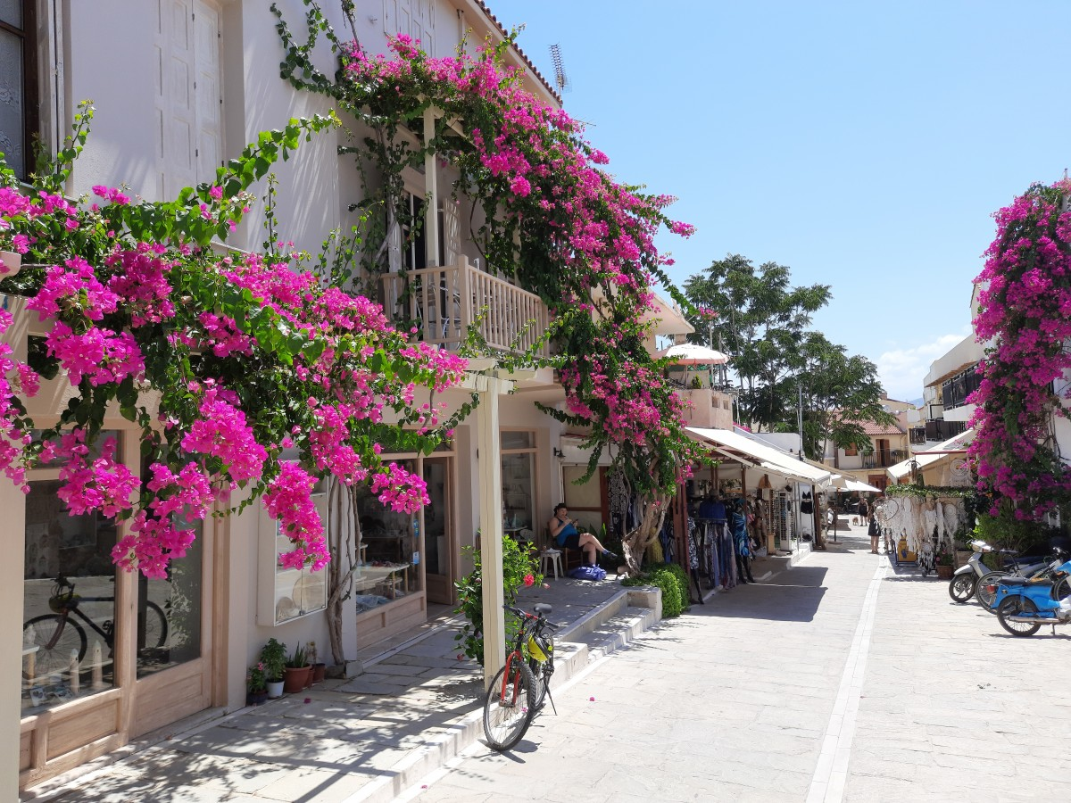 Zdjęcia: Retimno, Kreta, Ukwiecona, GRECJA