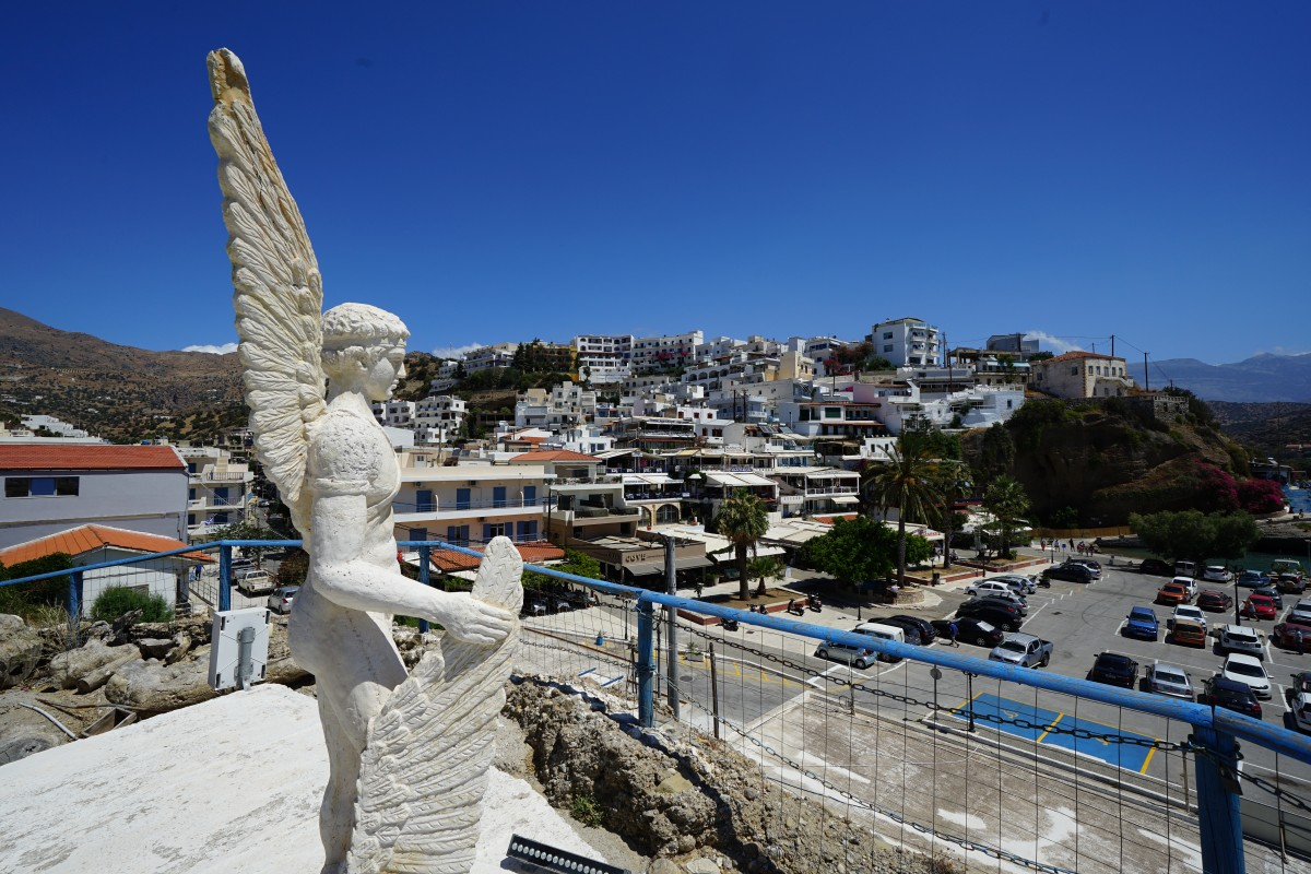 Zdjęcia: Agia Galini, Kreta, Ikar, GRECJA