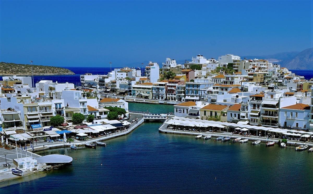 Zdjęcia: ., Kreta, Agios Nikolaos, GRECJA
