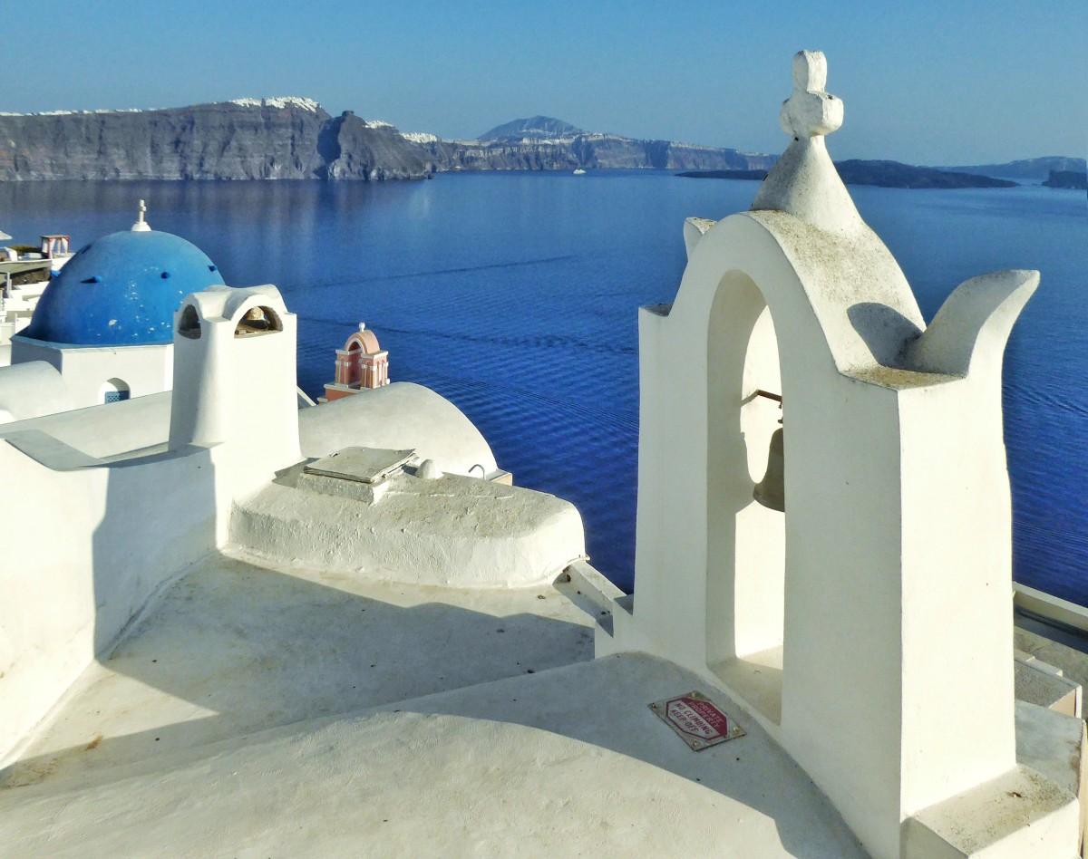 Zdjęcia: Oia, Santorini, Biała magia, GRECJA
