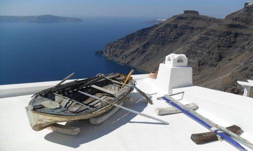 Zdjecie GRECJA / - / Santorini / Santorini