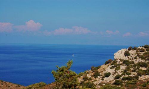 Zdjecie GRECJA / Rodos / Wyspa Rodos / Marzenia się spełniają