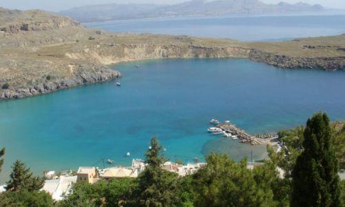 Zdjecie GRECJA / Rodos / okolice Kiotari / Rodos