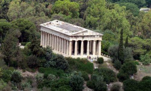 GRECJA / Ateny / Ateny / Świątynia Hefajstosa