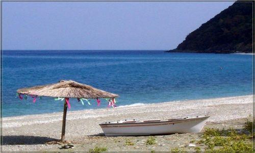 Zdjecie GRECJA / Tesalia / Paliouria beach / Paliouria beach