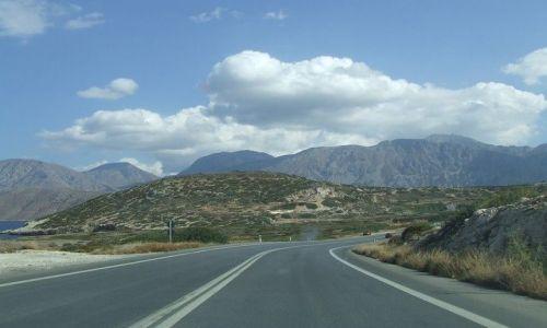 Zdjecie GRECJA / Kreta / Droga / Piekna Kreta