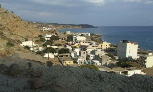 Zdjecie GRECJA / Kreta / Analipsi / Piękna Południo