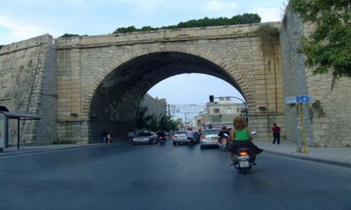 Zdjęcie GRECJA / Kreta / Heraklion / Brama do Heraklionu