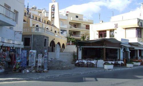 Zdjecie GRECJA / Kreta / Agios Nikolaos / Agios Nikolaos