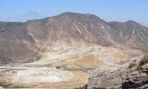 Zdjecie GRECJA / Kos / Wyspa Nisyros / Wulkan