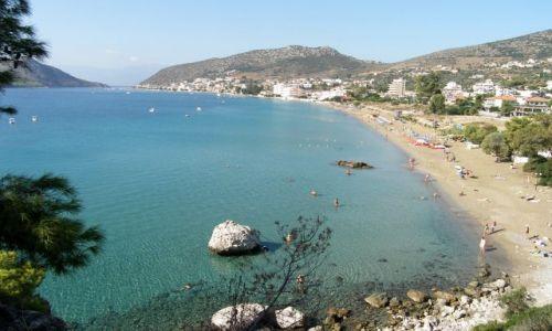 Zdjęcie GRECJA / Peloponez / Tolo / Słońce i  morze,