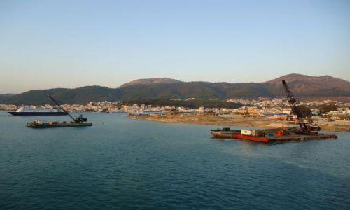 Zdjęcie GRECJA / Epir / Igoumenitsa / Port