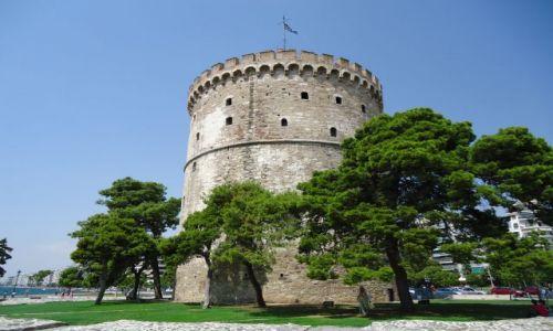 Zdjęcie GRECJA / Macedonia / Saloniki / Symbol Salonik