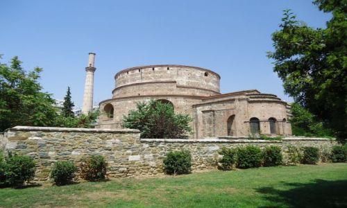 Zdjęcie GRECJA / Macedonia / Saloniki / Rotunda