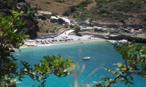 Zdjecie GRECJA / Zakintos / . / Piękna plaże,gorące słońce....