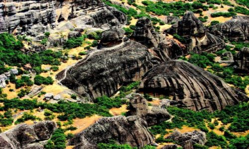 Zdjęcie GRECJA / Kalampaka / Kalampaka / Meteory 3