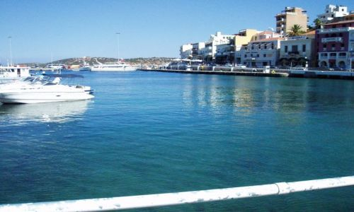 GRECJA / - / Agios Nicolaos / Kreta