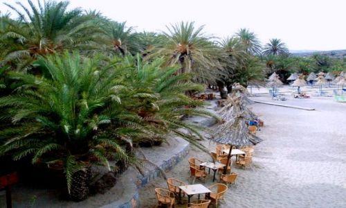 GRECJA / - / Plaza -VAI / Kreta