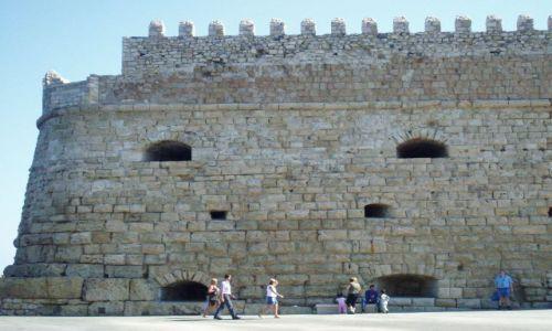 GRECJA / - / miasto Rethimnon / Kreta