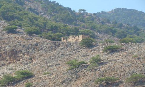 GRECJA / - / Kreta - gdzieś w górach / Warownia