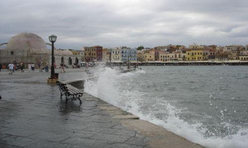 Zdjęcie GRECJA / - / Kreta  / Chania