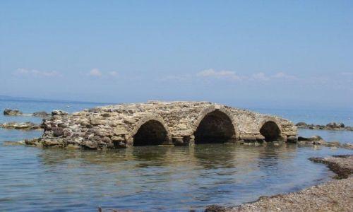 Zdjecie GRECJA / - / Argassi / Zakynthos - stary most Argasio