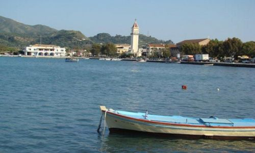 Zdjecie GRECJA / - / Zakynthos / Stolica wyspy