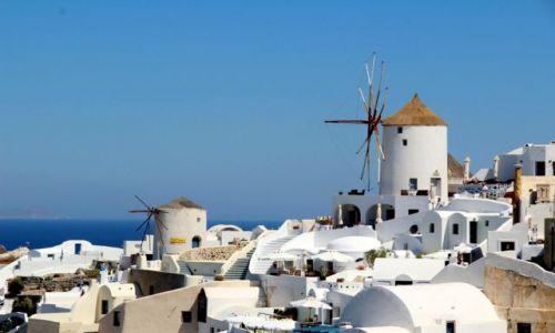 Zdjecie GRECJA / Santorini / Oi / ....
