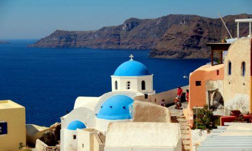 Zdjęcie GRECJA / Santorini / Oi / ...