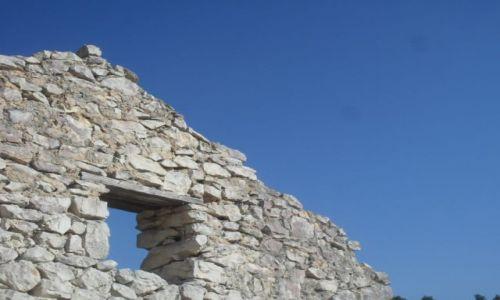 Zdjecie GRECJA / Zakynthos / Zakynthos / opuszczone gospodarstwo w górach