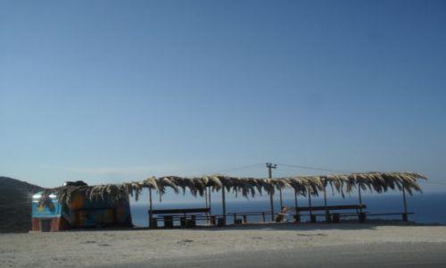 Zdjecie GRECJA / Zakynthos / przed Mt.Vrachionas / infrastruktura alternatywnie :)