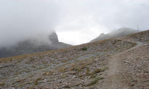 GRECJA / - / MASYW OLIMPU / ŚCIEŻKA NA 2500 mnpm