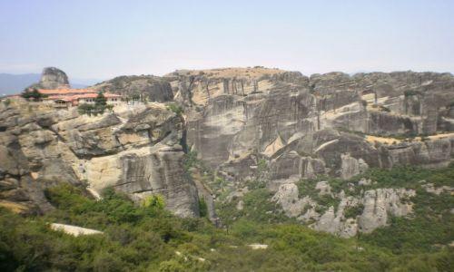 Zdjęcie GRECJA / Środkowa Grecja / Meteory / Geologiczny cud świata