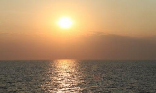 Zdjecie GRECJA / - / w drodze z Pireusu na Milos / Na pełnym morzu...