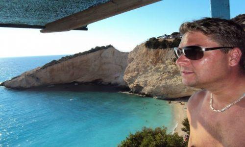 Zdjecie GRECJA / Lefkada / Porto Katsiki / Czy to juz raj?