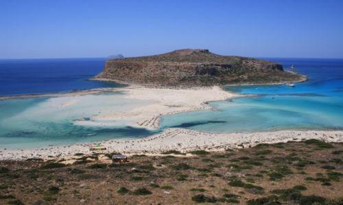 Zdjęcie GRECJA / Kreta / Balos / Boskie Balos