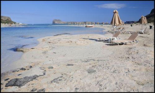 GRECJA / Kreta Zachodnia / Zatoka Balos / BALOS