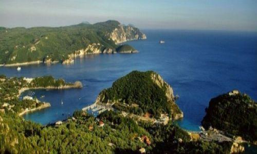 Zdjecie GRECJA / Corfu / Paleokastritsa / Paleokastritsa