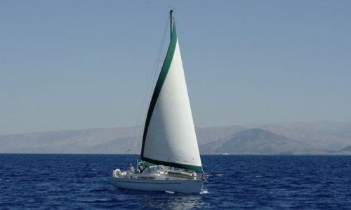 Zdjecie GRECJA / Okolice Paxos / Morze Jońskie / Na Morzu Jońskim