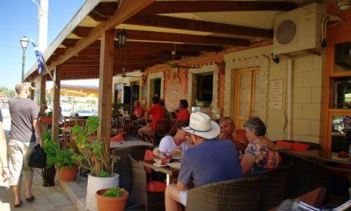 GRECJA / Paxos / Gaios / Grecka taverna