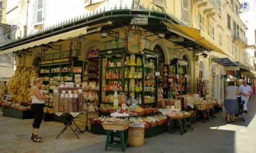 Zdjęcie GRECJA / Corfu / Corfu Town / Corfu Town