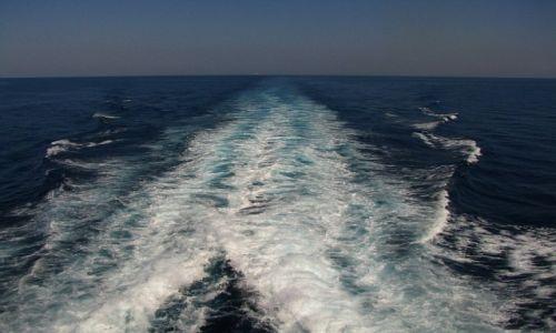 GRECJA / Cyklady / morze Egejskie / morze