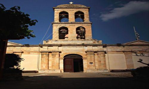 Zdjęcie GRECJA / Kreta Zach. / Kolymbari ---Region Chania > / Cerkiew wewnątrz Klasztoru Moni Gonias.