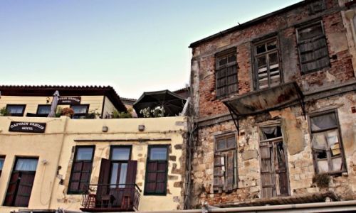 Zdjecie GRECJA / Kreta Zach. / -Region Chania > / Stare miasto Chania