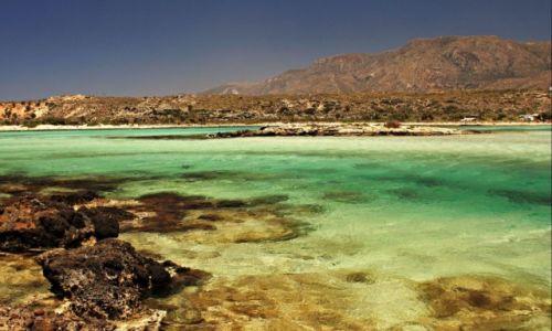 Zdjęcie GRECJA / Kreta Zach. / Elafonisi. / Sekretny raj.
