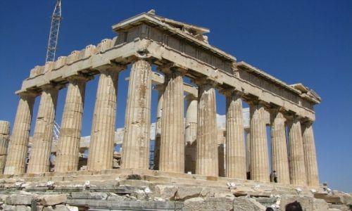 Zdjecie GRECJA / Ateny / Ateny / Partenon